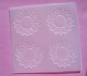 Star Cameo Setting Mold