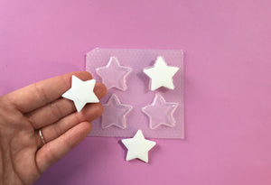 Faceted Star Mold