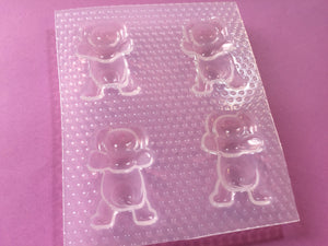 Sleeping Puppy Dog Mold
