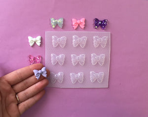 Small Bows Mold