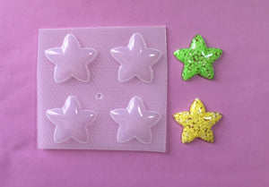 Large Star Mold