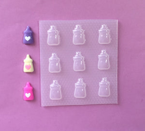 Small Baby Bottle Mold