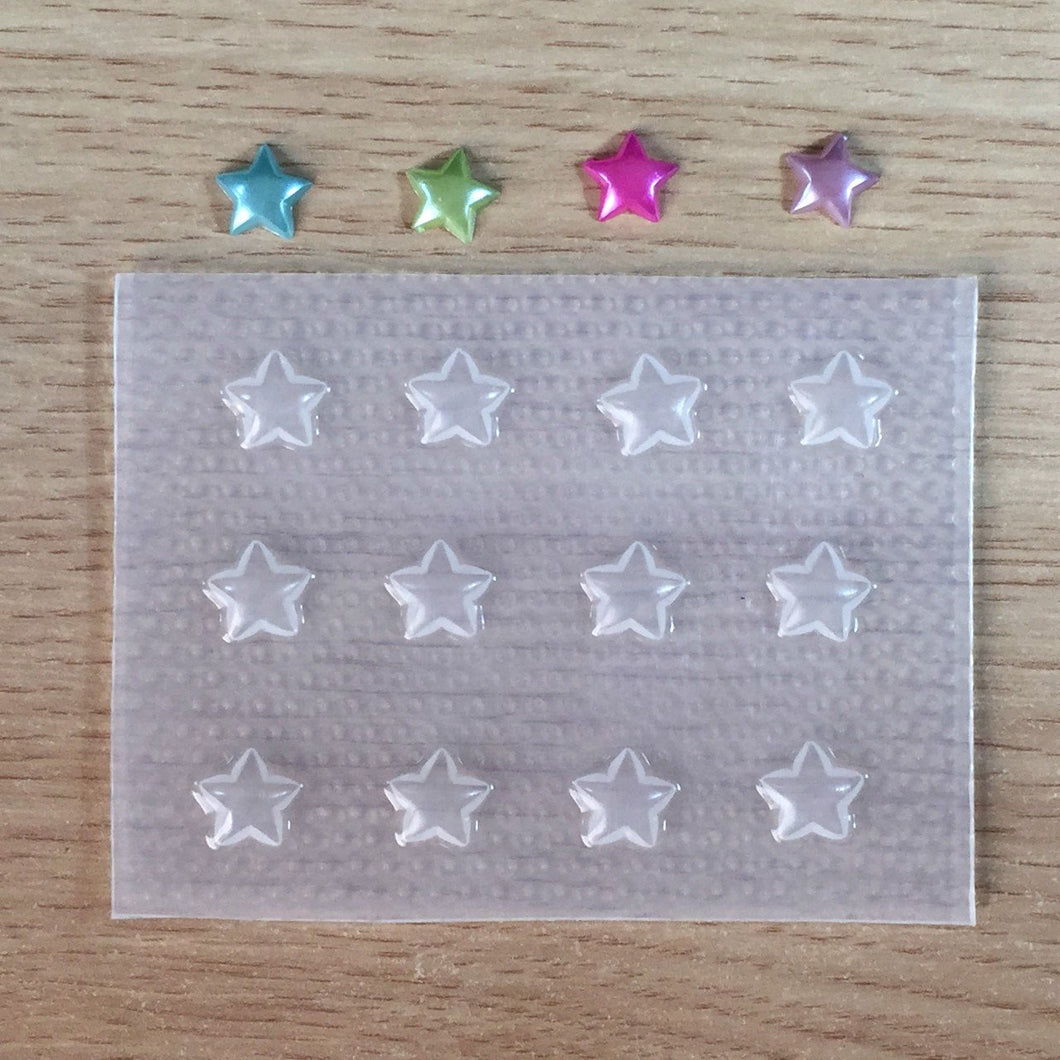 Miniature Stars Mold