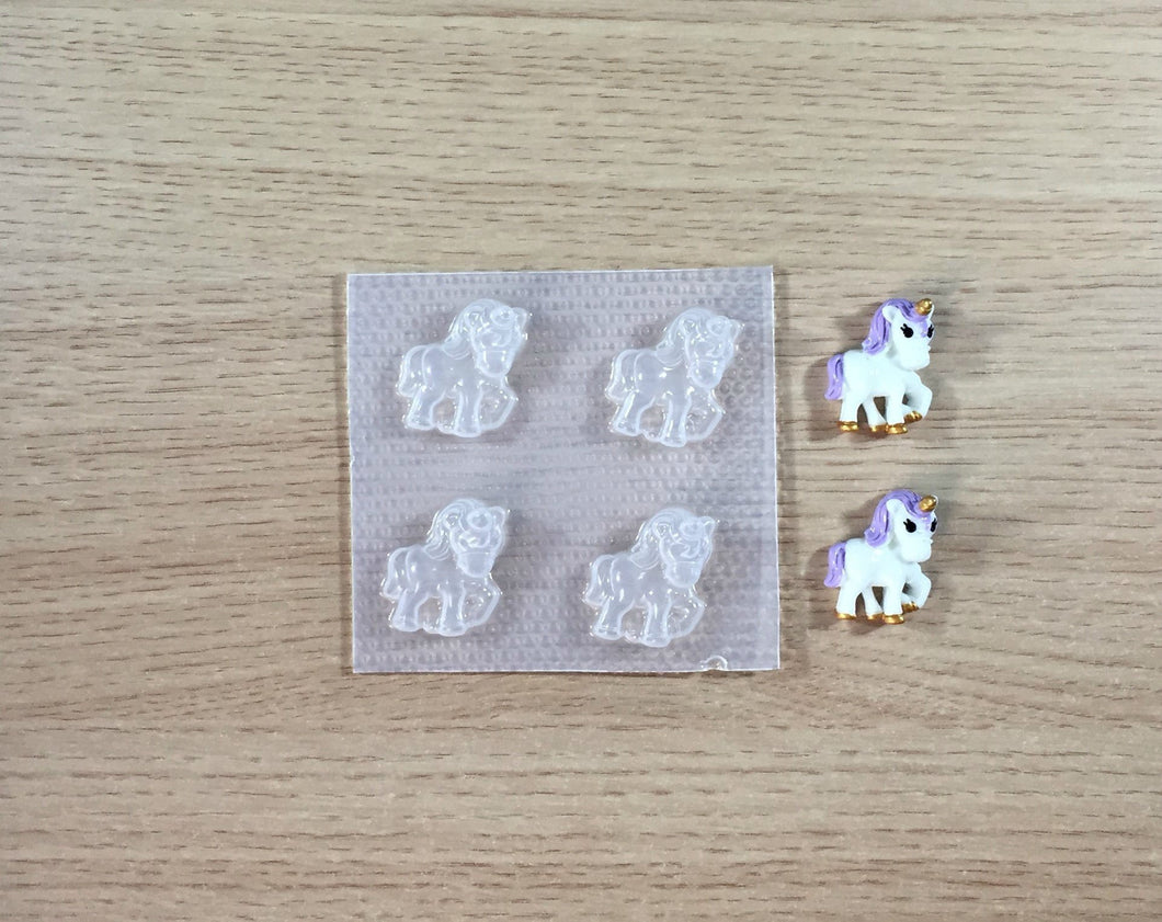1 inch Unicorn Plastic Mold