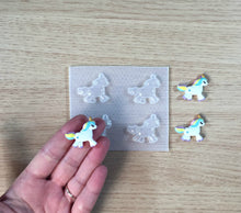 Load image into Gallery viewer, Small Unicorn Mold