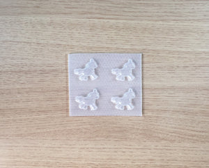 Small Unicorn Mold