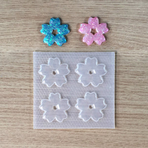 Sakura Flower Mold