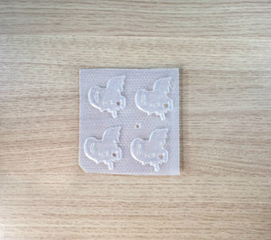 Unicorn Silhouette Mold