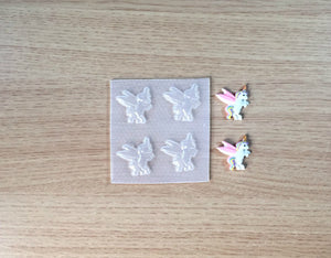 Winged Unicorn Mold