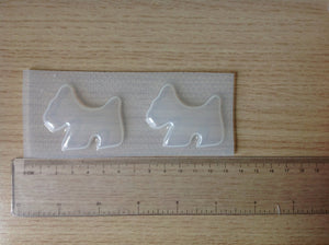 Dog Silhouette Mold