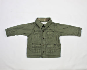 Carter's Green Jacket - Size: 9M