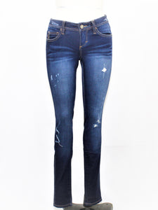 Used cheap BEBE Jegging Skinny Denim Jeans Pants - size 27