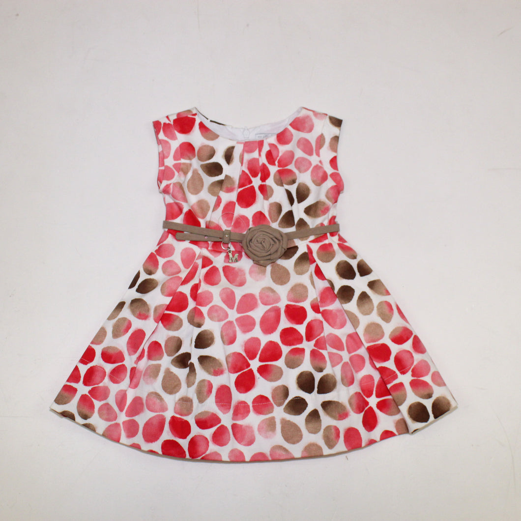Myrl Department Printed Dress - Size: 2T