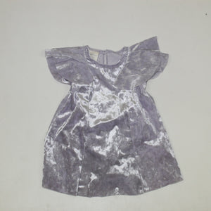 First Impressions Lavender Dress - Size: 12M