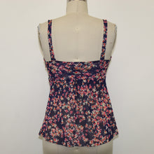 Load image into Gallery viewer, Express Floral Mesh Top - Size: S
