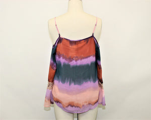 Jessica Simpson Multi-Color Blouse - Size: XS