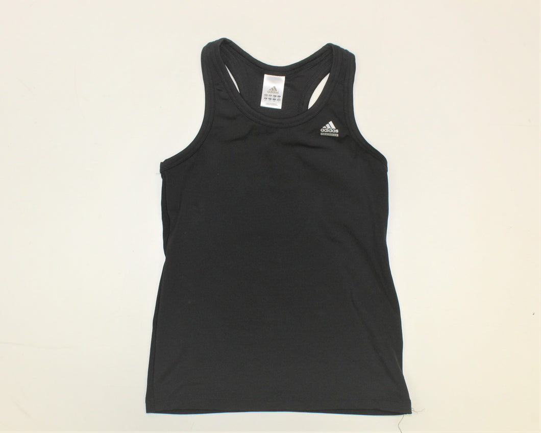 Adidas Black Active Top - Size: 11-12Y