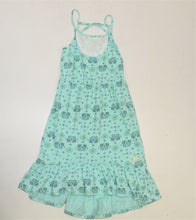 Load image into Gallery viewer, Juicy Couture Mint Printed Dress - Size: L/10-12