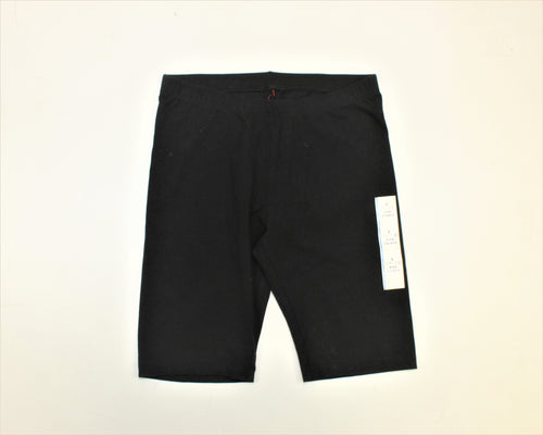 Cat & Jack Black Bike Shorts - Size: L/10-12