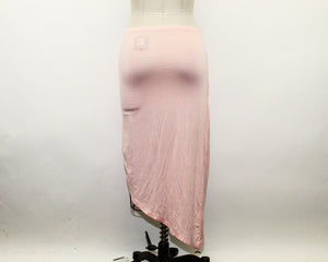 UK2LA Pink Skirt - Size: L