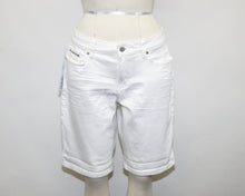 Load image into Gallery viewer, Calvin Klein Jeans White Shorts - Size: 8