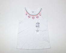 Load image into Gallery viewer, Carter's White Top - Size: 3T