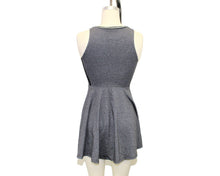 Load image into Gallery viewer, PINK Gray A-Line Dress- Size: XS