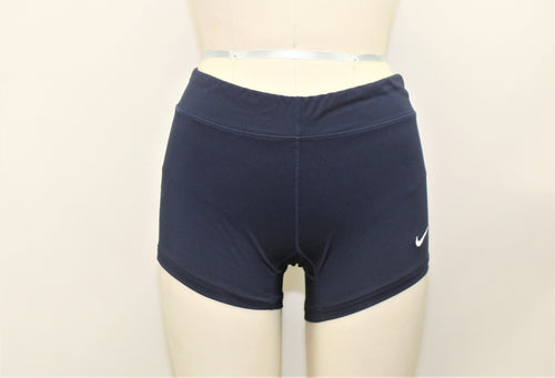 Nike Navy Blue Dri-Fit Shorts - Size: M