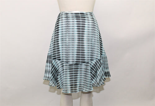 Worthington Multi-Color Skirt - Size: 12