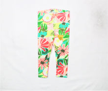 Load image into Gallery viewer, Cat & Jack Multi-Color Floral Print Leggings - Size: 2T