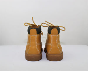 Timberland Brown Waterproof Ankle Boot - Size: 5M