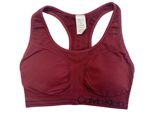 Calvin Klein Performance Sports Bra/ Top - Size: S