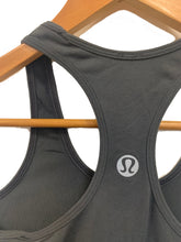 Load image into Gallery viewer, Lululemon Dark Gray Racerback Active Top - Size: XS