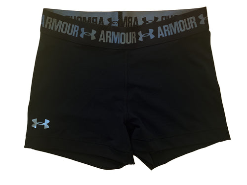 Under Armour Black Training Shorts - Size: XS