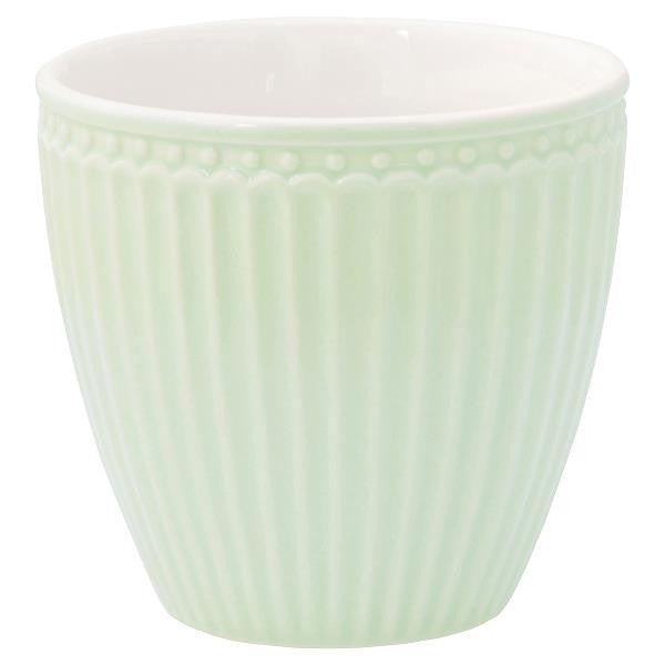 Alice Pale Green, Lattekopp - Greengate