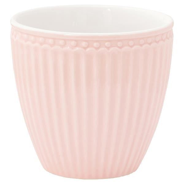 Alice Pale Pink, Lattekopp - Greengate