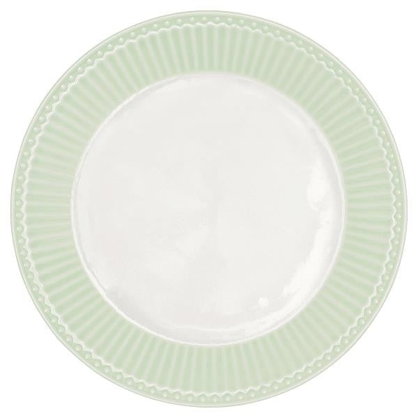 Alice Pale Green, Asjett - Greengate