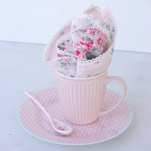 Alice Pale Pink, Krus - Greengate