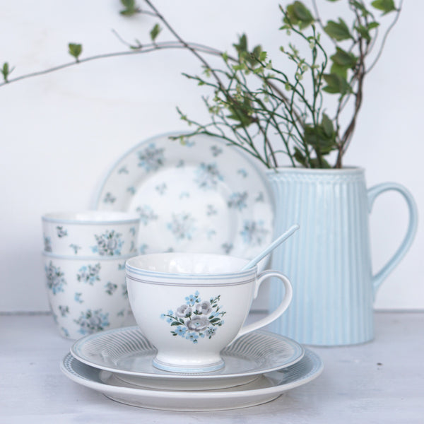 Alice Pale Blue, Lattekopp - Greengate