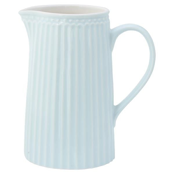 Alice Pale Blue, Mugge 1 L - Greengate