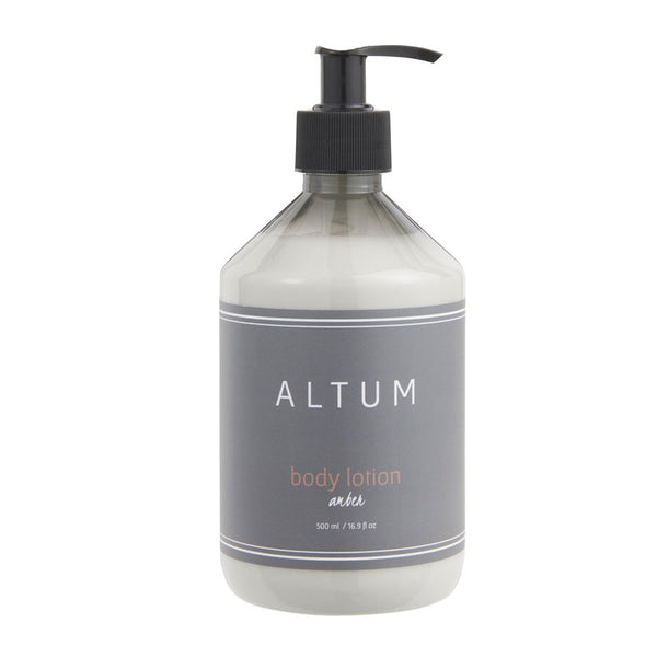 Body lotion altum amber ib laursen