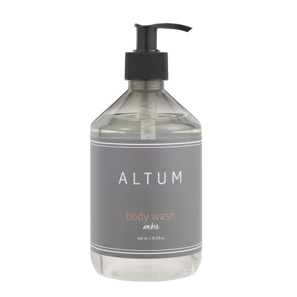 Body Wash Altum Amber Ib laursen
