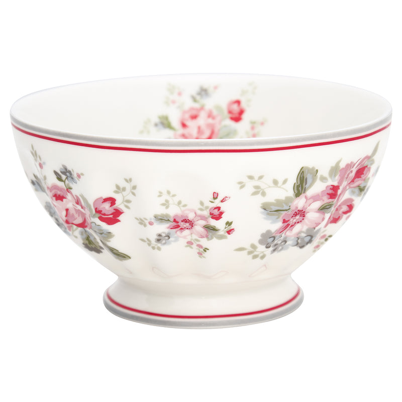 Elouise White, French Bowl XL - Greengate