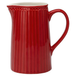 greengate mugge alice red everyday rød