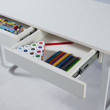 Load image into Gallery viewer, Explorer<br><i> <small>Kids Desk in White</i></small>