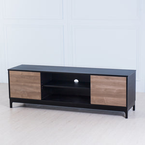 Flix<br><i> <small>Large TV Console in Black</i></small>