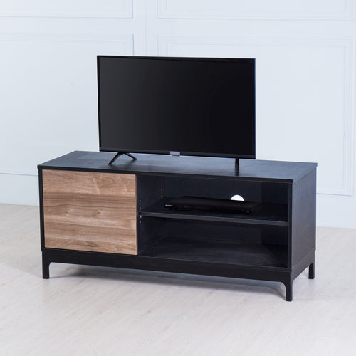 Flix<br><i> <small>Small TV Console in Black</i></small>