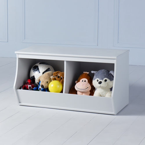 Khelo <br><i> <small>Toy Storage in Grey</i></small>