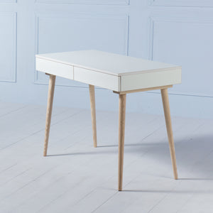 Kross<br><i> <small>Office Desk in White</i></small>