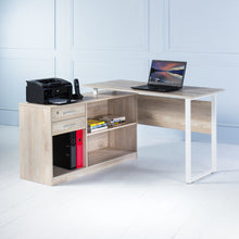 Load image into Gallery viewer, Elevate<br><i> <small>Manager Desk in Brushed Oak</i></small>